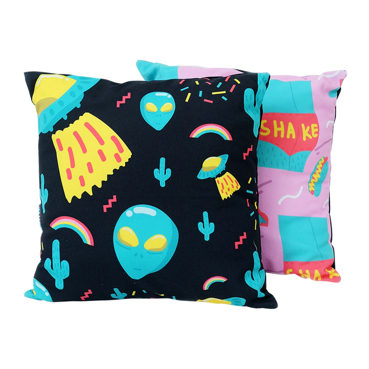 Kamara ID UFO cushion Cover 40X40Cm