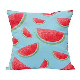 Kamara ID Watermelon Summer Vibes Cushion Cover 40cmx40cm (Cover)