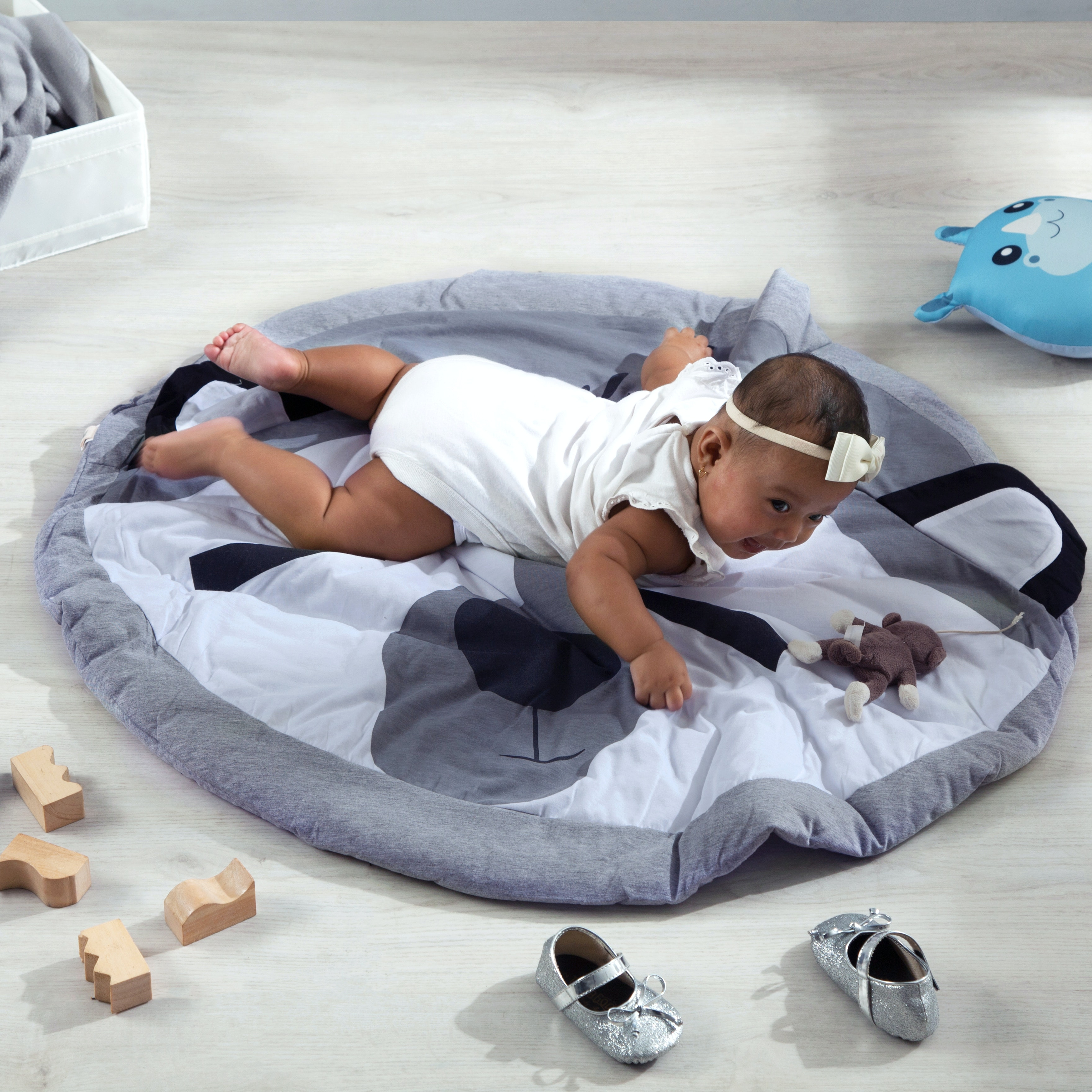 Kamimi Baby Playmat - Fox