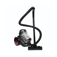 Kenmaster Vacuum Cleaner Dry Cyclone Power Km 1501- Hitam-Merah