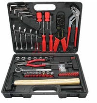 Kenmaster Tool Kit Black 100 pc N2