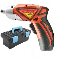 Kenmaster Bor Cordless Drill km 48 with Mini Box (b250)