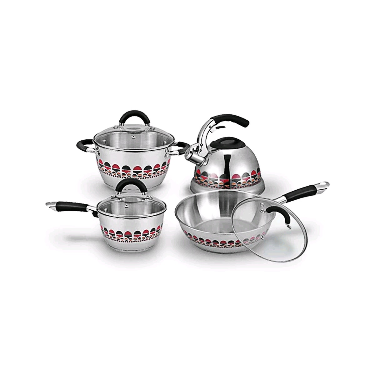 Oxone Motive Cookware Set ox99