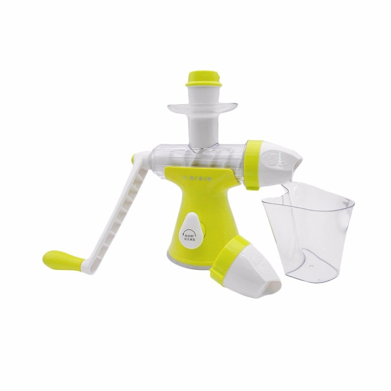 Kogara Magic Hand Juicer and Ice Cream Maker (FREE KG-676)