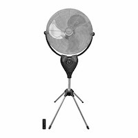 Maspion Power Fan PW 2003 RC - Hitam
