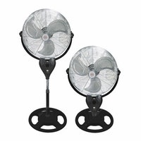 Maspion Power Fan PW 500 S - Hitam