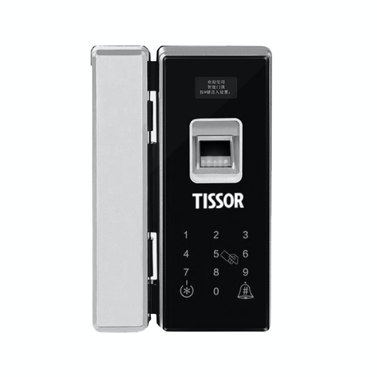 Tissor Kunci Pintu Pintar Smart Door Lock T6000