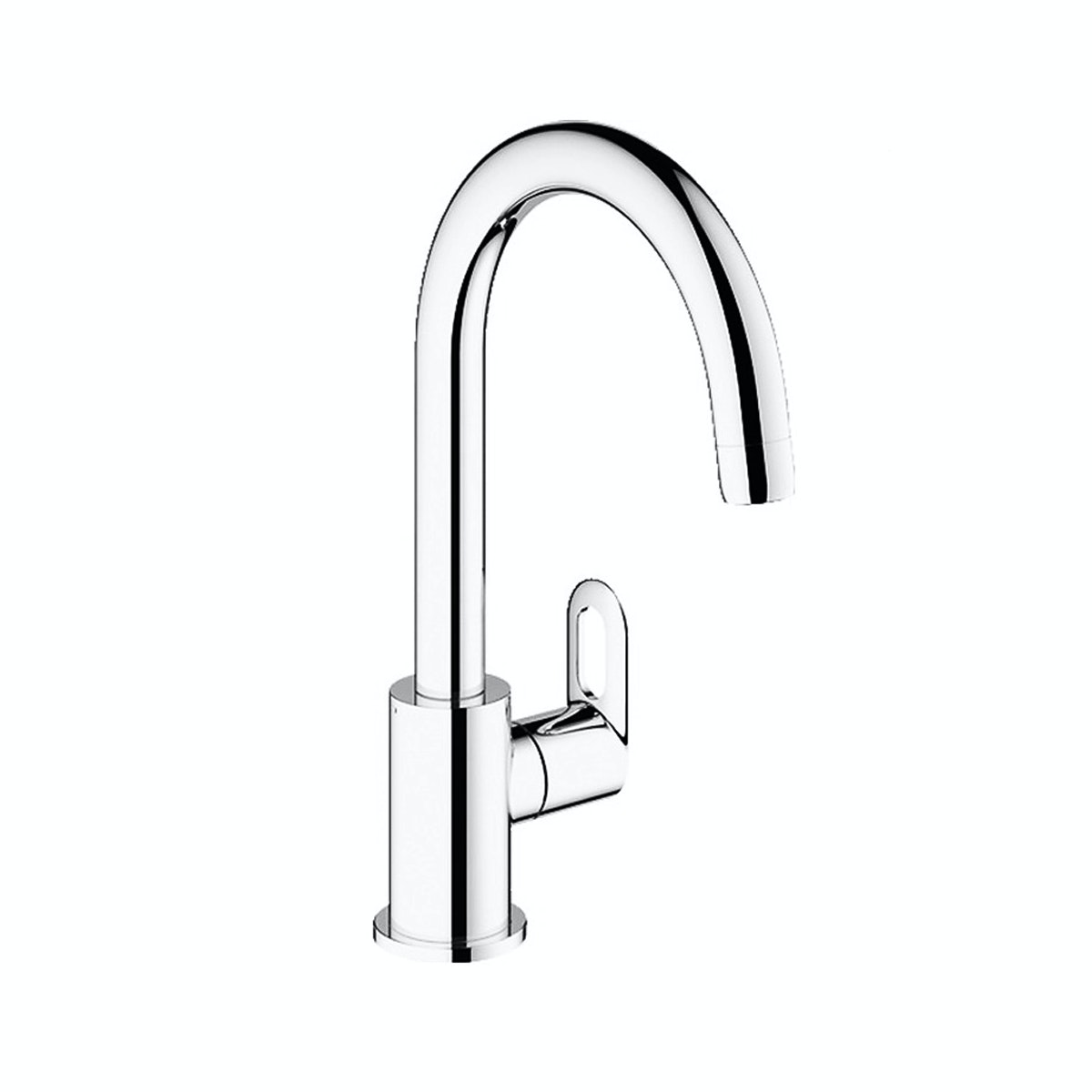 Grohe Kran Air Bauloop Pillar Tap Sink 31222000 - Chrome