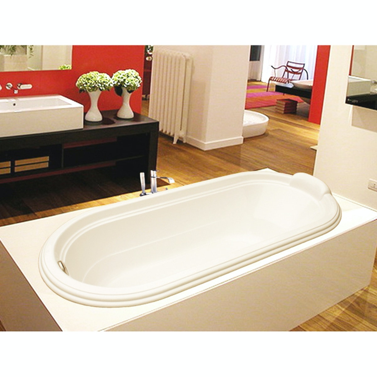 Chrysolite Bathtub Clementine 172