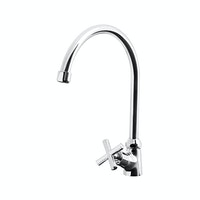 American Standard American Standard Amm A-7052 J Deck Mounted Kitchen Tap