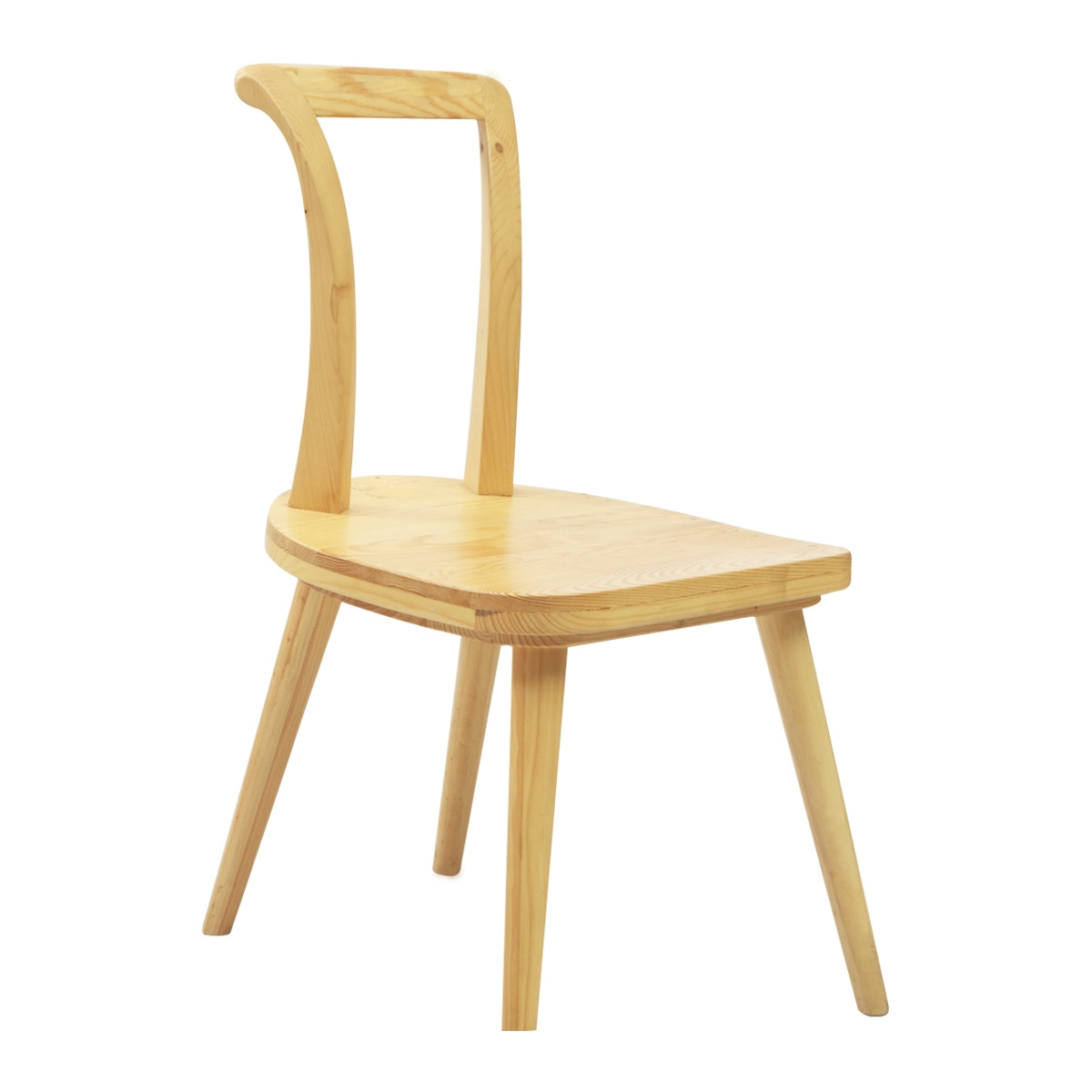 Kreakita KK 014 Dining Chair Kayu