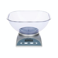 CAMRY Electronic Kitchen Scale Large Bowl Capacity 5kg