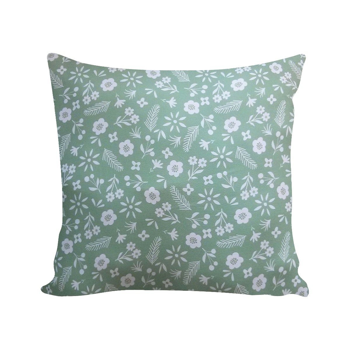 KAWUNG LIVING Grass & Bud Cushion 45x45cm (Insert+Cover)