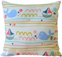 KAWUNG LIVING Sail Away Cushion 40cmx40cm (Insert+Cover)