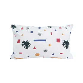 KAWUNG LIVING Spring Field Bold Cushion 50x30 (Cover Only)