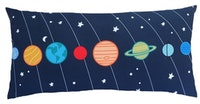 KAWUNG LIVING Planetary Navy Cushion 50cmx30cm (Cover Only)