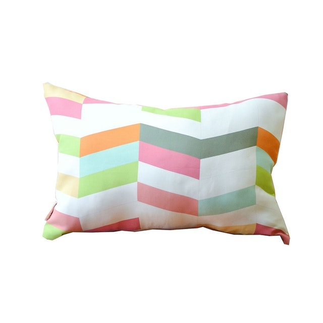 KAWUNG LIVING Chevron Pink Shade (Cover Only)