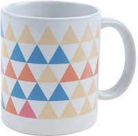 KAWUNG LIVING 60 deg Mug - Bright Yellow