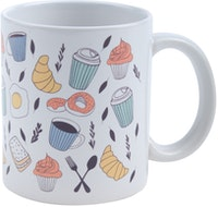 KAWUNG LIVING Breakfast Mug
