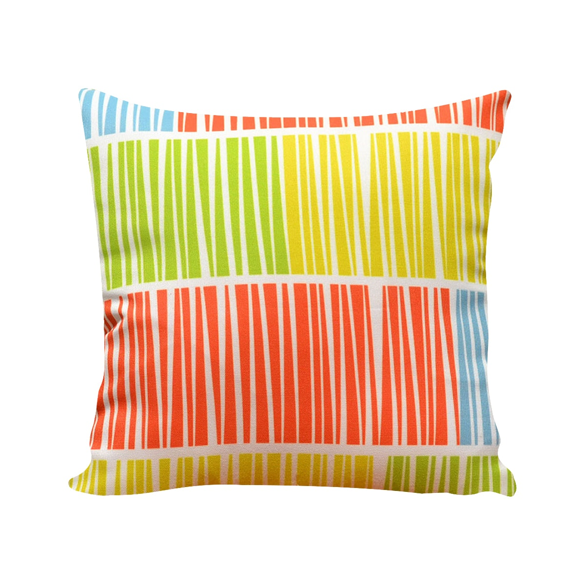 KAWUNG LIVING Color Me Stripes Cushion 45x45cm (Insert+Cover)