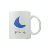KAWUNG LIVING Good Morning/Night Mug