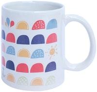 KAWUNG LIVING Happy Shell Mug