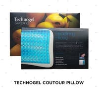 Lady Americana Technogel Contour Pillow