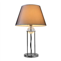 Lightology Crystal Ball Table Lamp / Lampu Meja L MT 2178-LB Grey