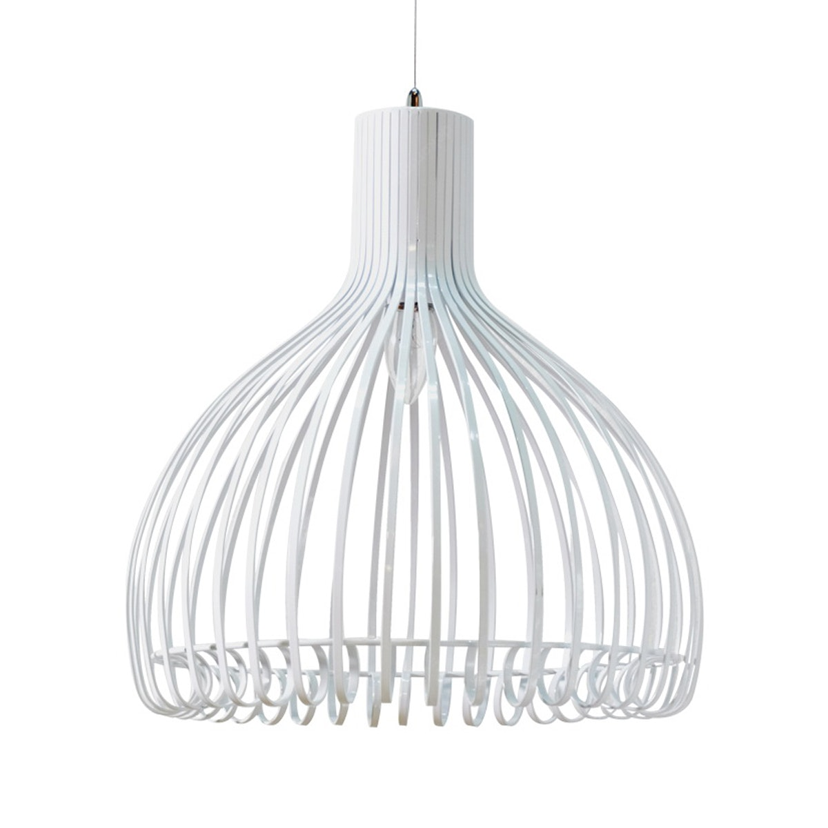 Lightology Olive Pendant Lamp / Lampu Gantung P61-1 WH