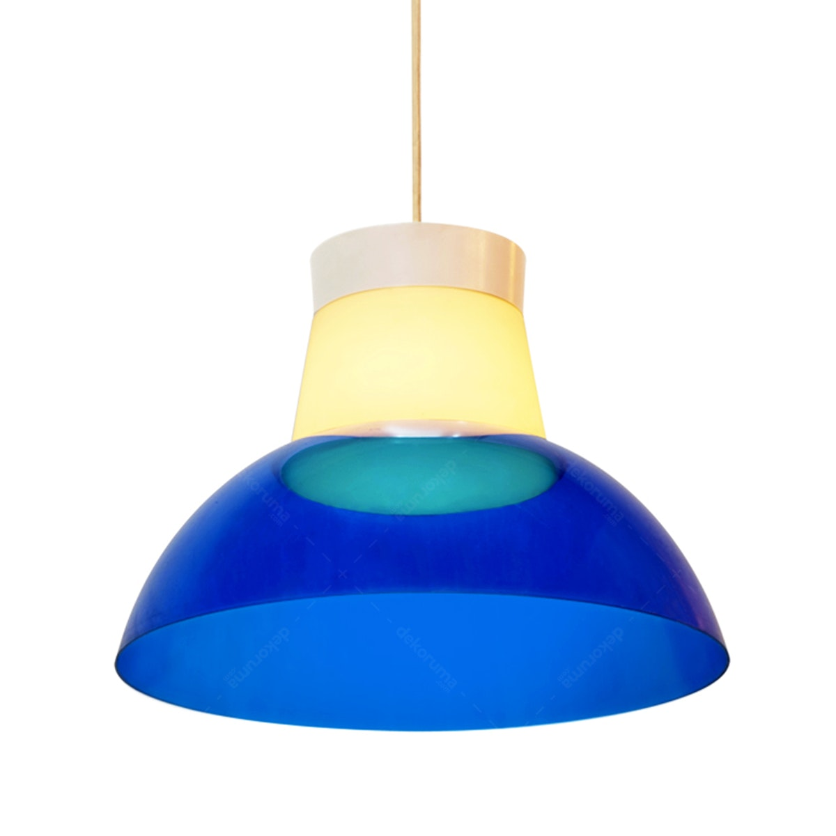 Lightology Chandelier / Lampu Gantung XD3200 BLUE
