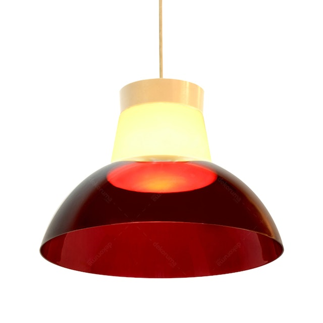 Lightology Chandelier / Lampu Gantung XD3200 RED
