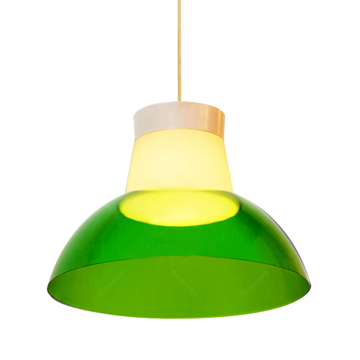 Lightology Lampu Gantung / Chandelier XD3200 GREEN
