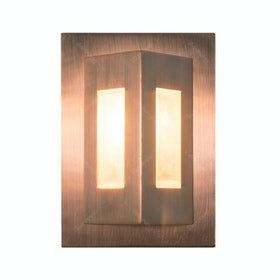Lightology Bridge Wall Lamp Gold / Lampu Dinding