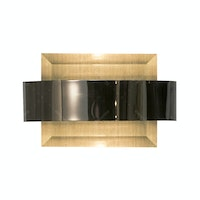 Lightology Square Strip Wall Lamp / Lampu Dinding