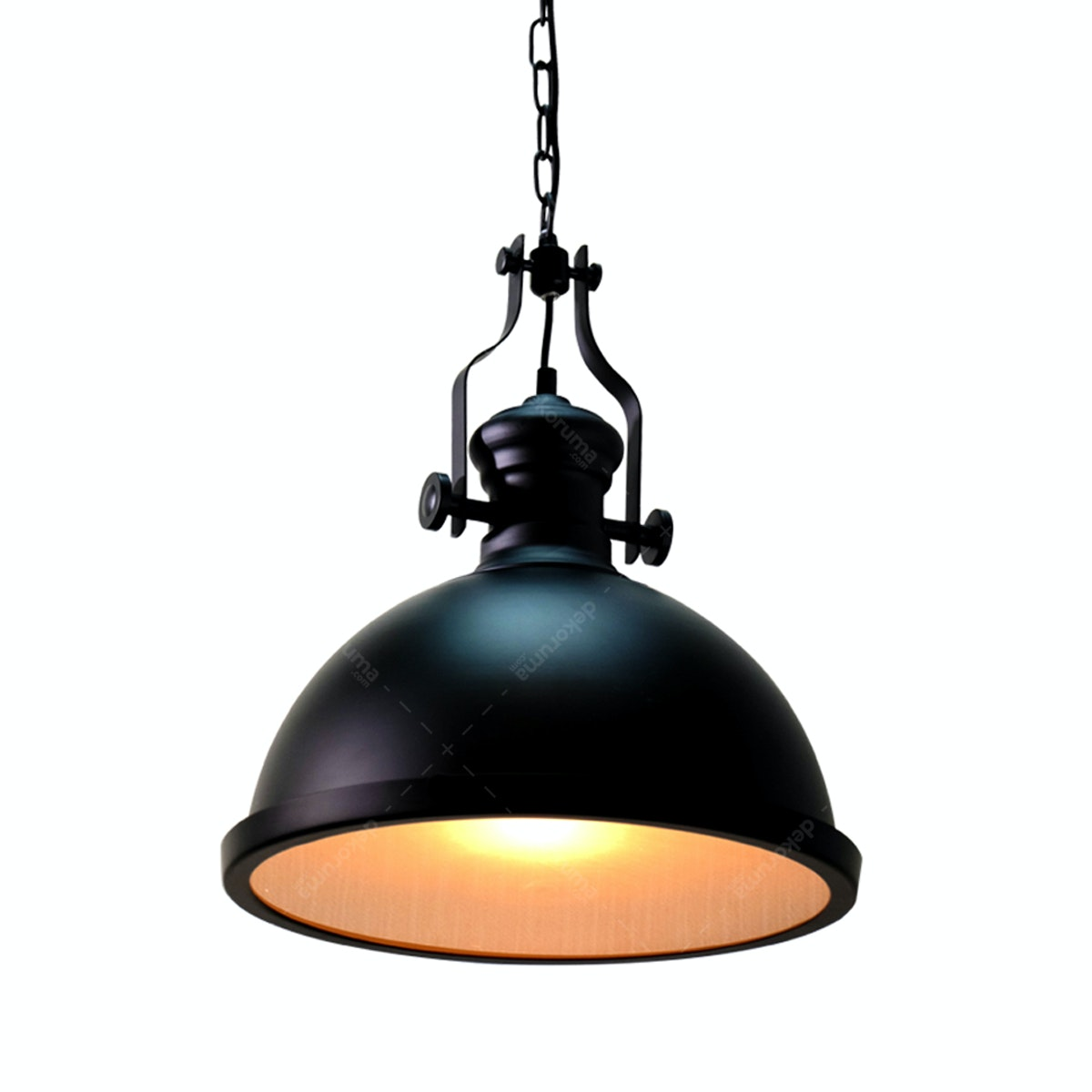 Lightology Vania Industrial Pendant / Lampu Gantung