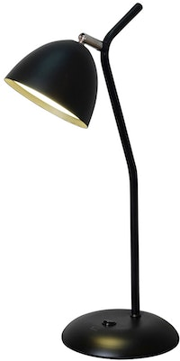 Lightology Black Dianne Table Lamp