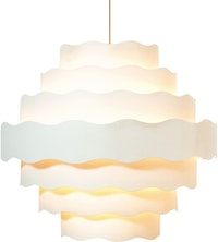 Lightology White Bundle Pendant lamp