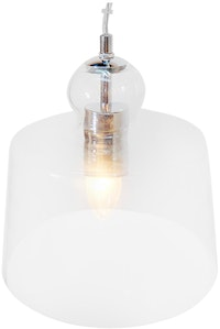 Lightology Clear Pendant Lamp