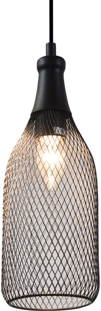 Lightology Bottle Nets Pendant Lamp