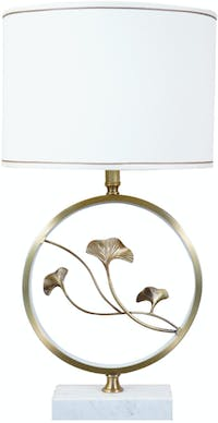 Lightology Glow Flower Table Lamp