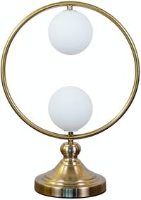 Lightology Cherryl Ball Table Lamp
