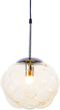 Lightology Clear Lubby Pendant Lamp