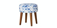 Le Noir Project Moroccan Stool