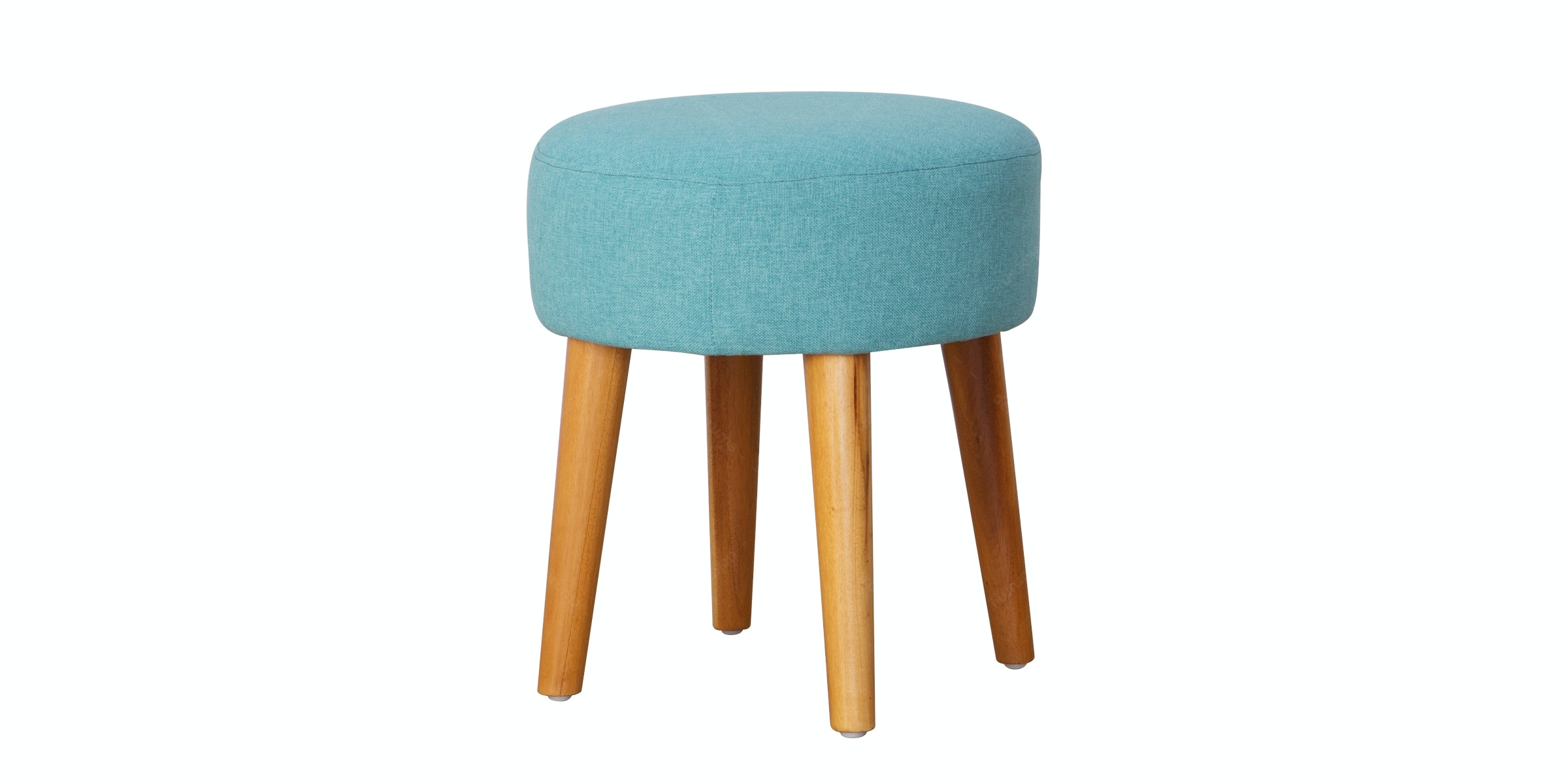 Le Noir Project Spencer Teal Stool