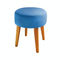Le Noir Project Stool Spencer Biru Bluejay