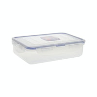 Lock & Lock Rectangular Short 800ml (HPL816)