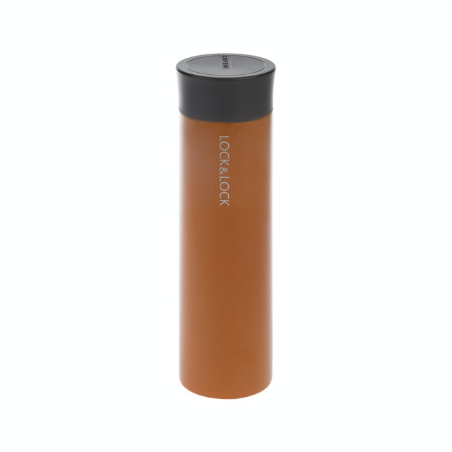 Lock & Lock Colour Full Tumbler 400ml Orange (LHC4019O)
