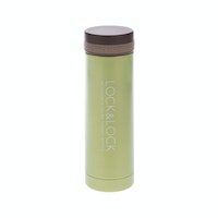 Lock & Lock Mini Vacuum Mug 300ml Green (LHC562)