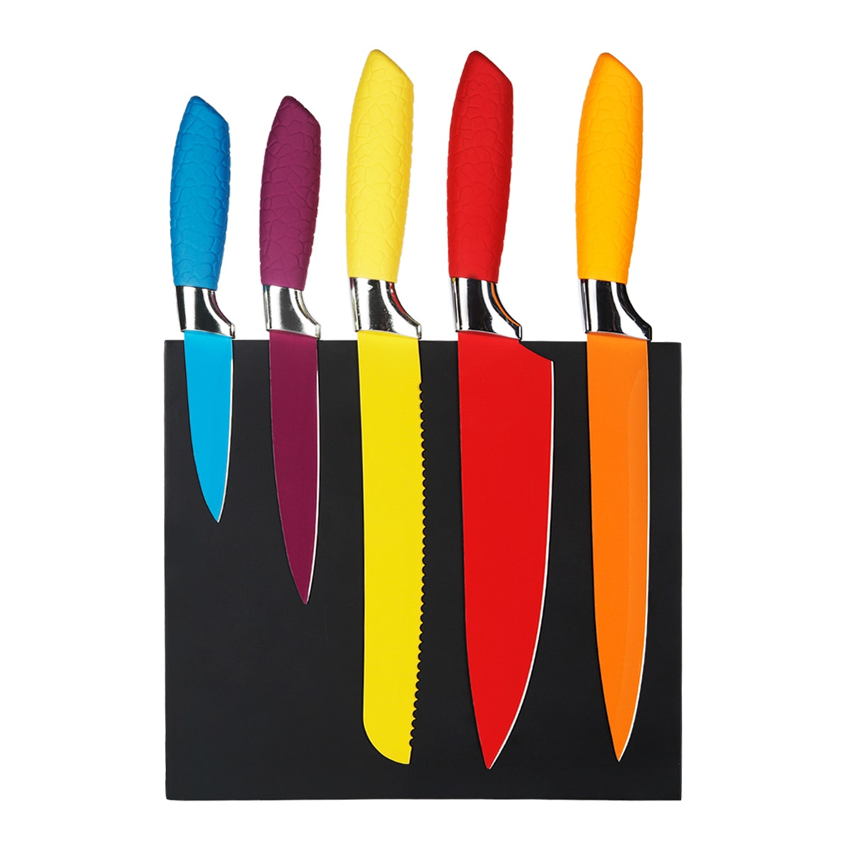 Lotte Mart CT-7 KS087-M 6PCS KNIFE SET