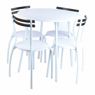 Maybell Szell Dining + 4 Chair